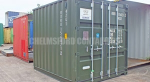 Chelmsford 10ft Shipping Container Sales