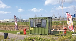 10ft Shipping Container Chelmsford