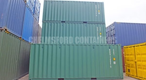 Chelmsford 20ft Container Sales