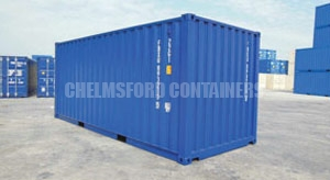 Chelmsford 20ft Shipping Container Sales
