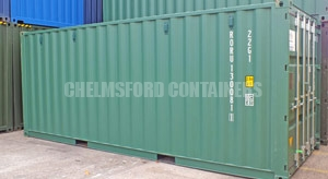 20ft Container Sales Chelmsford