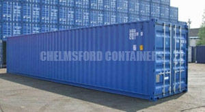 Chelmsford 40ft Container Sales