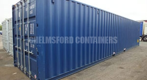 40ft Container Sales Chelmsford