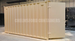 16ft Custom Containers Chelmsford