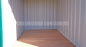 12ft Custom Containers Chelmsford
