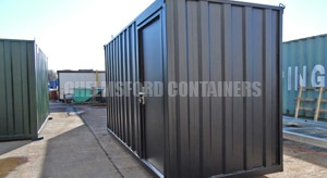 12ft Custom Office Containers Chelmsford