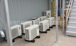 Container Air Conditioning Chelmsford