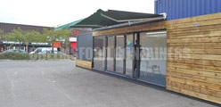 Container Awnings Chelmsford