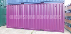 Container Painting Chelmsford