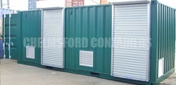 Container Roller Shutters Chelmsford
