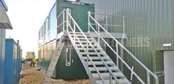 Container Staircases Chelmsford