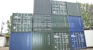 Chelmsford Shipping Container Sales