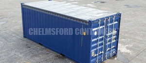 Open Top Specialised Container Chelmsford