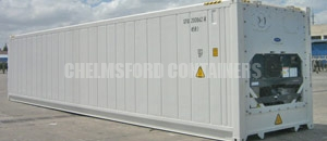 Refrigerated Reefer Container Chelmsford