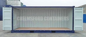 Side Opening Specialised Container Chelmsford